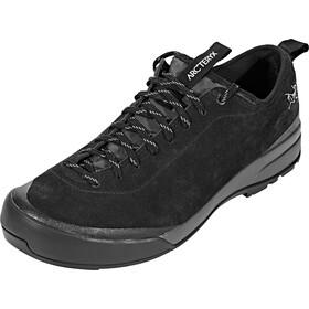 Arc'teryx Acrux SL Leather GTX Zapatillas de aproximación Hombre, black/shark
